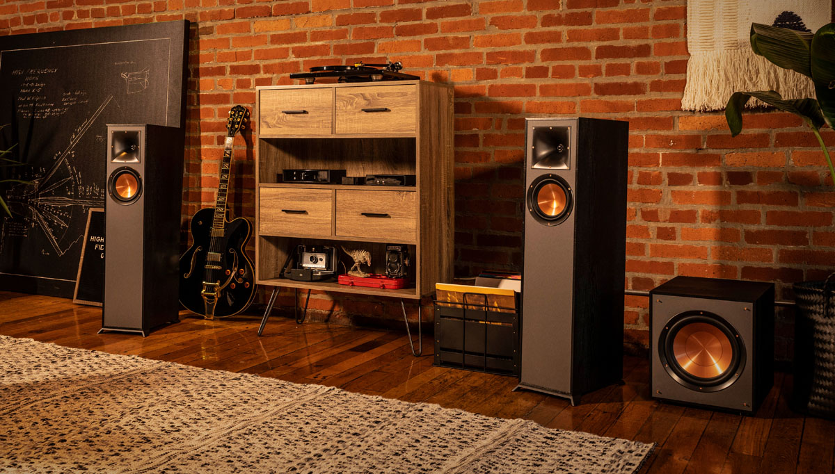 Klipsch Reference Speakers 1