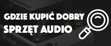 Gdzie kupić sprzęt audio