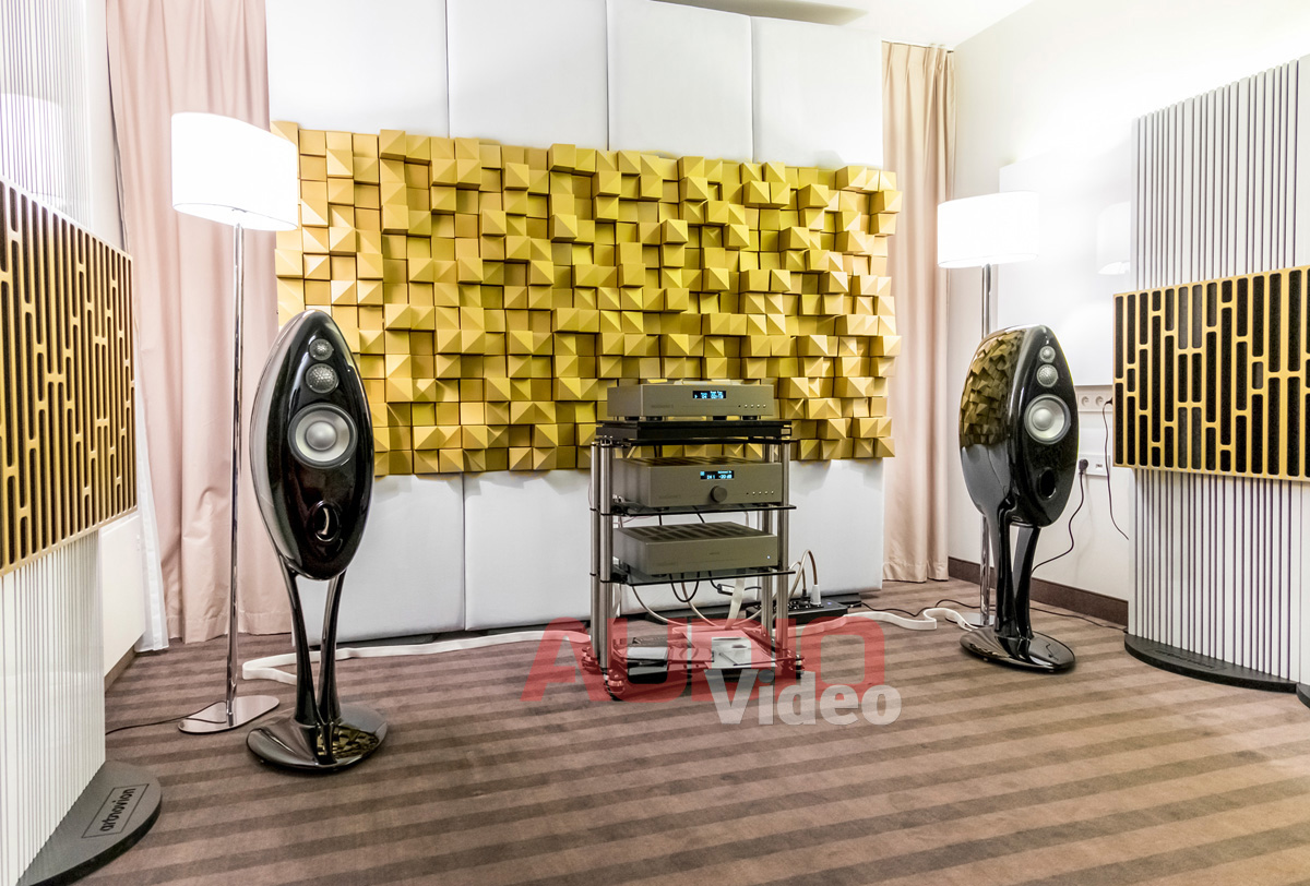 Audionet system1