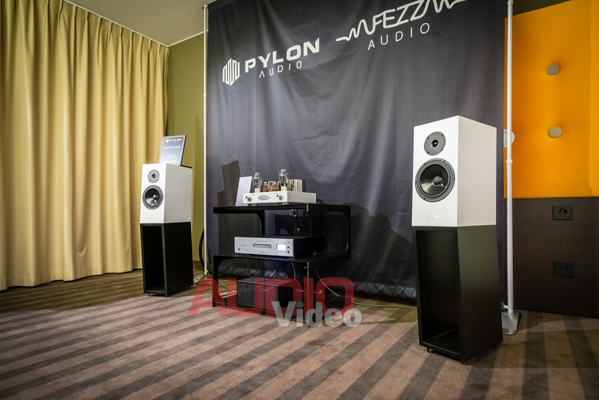 Pylon Audio Diamond Monitor