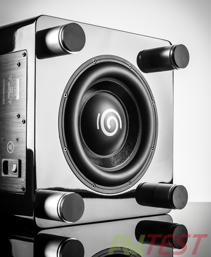 Sumiko S 9 3 woofer