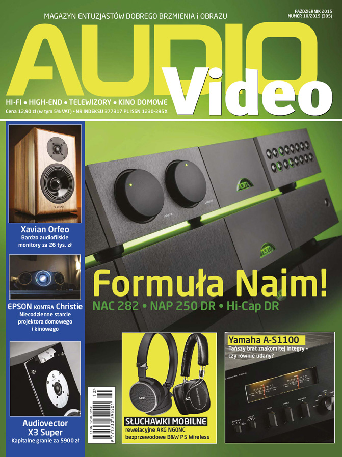 Audio Video 10/2015