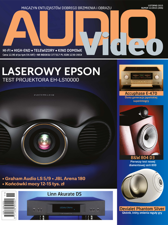 Audio Video 11/2015