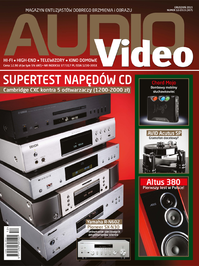 Audio Video 12/2015