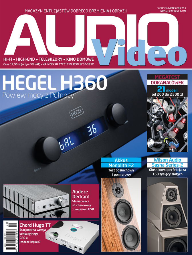Audio Video 09/2015