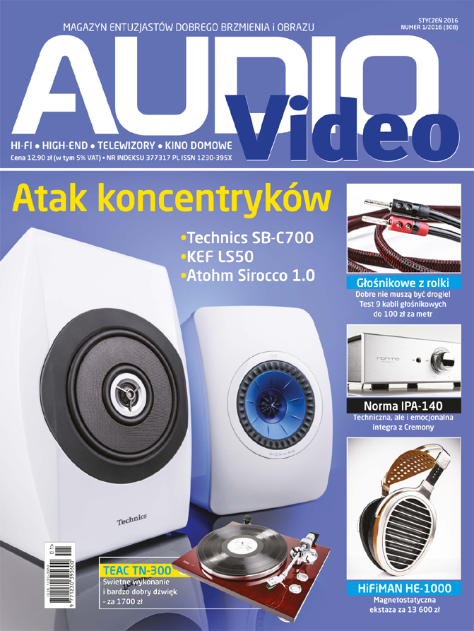 Audio Video 01/2016