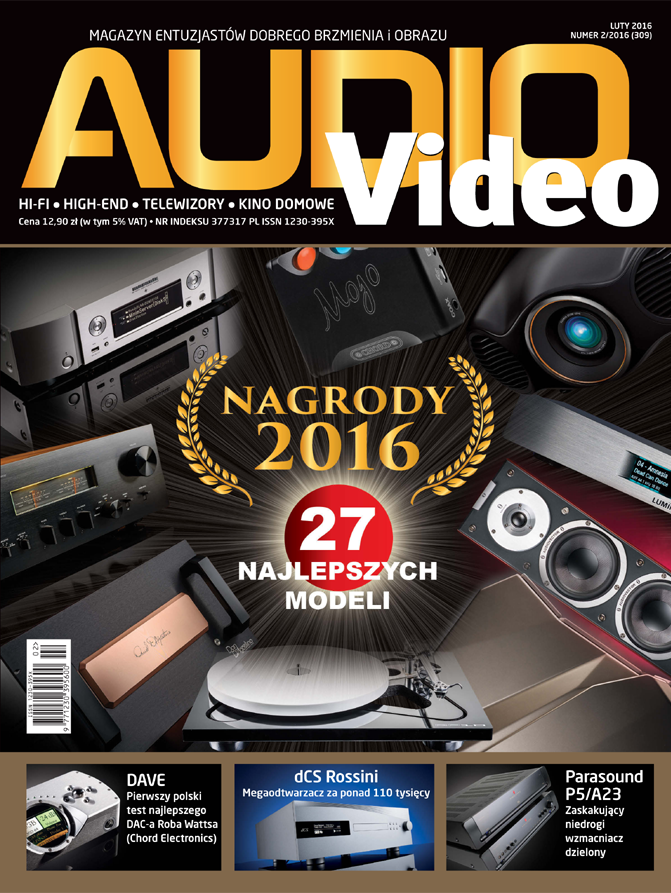 Audio Video 02/2016