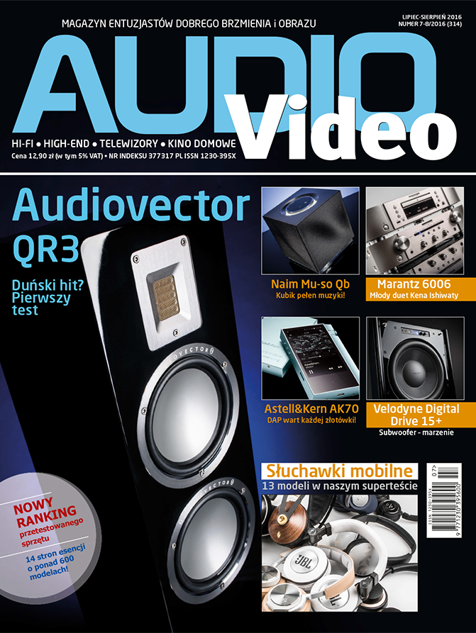 Audio Video 07-08 2016