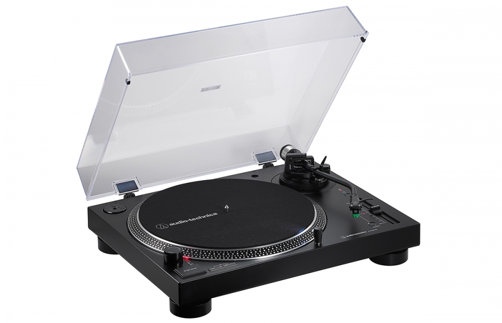 Audio Technica AT-LP120 - Gramofon z USB i Bluetooth