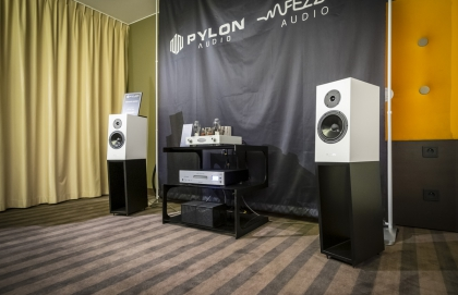 Pylon Audio Diamond Monitor – odsłuchy w Q21